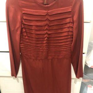 Dresses & Skirts - Red/orange dress